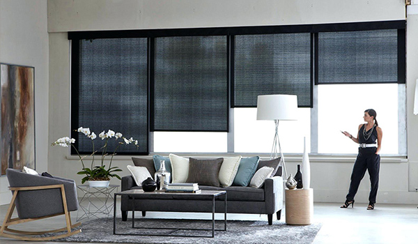 motorized shades blinds